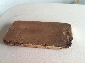Sand cast relic