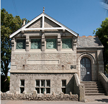 Newlyn and Exchange Art Gallery, Penzance
